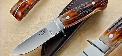 Drop Point Hunter Custom Knives Bob Loveless Style