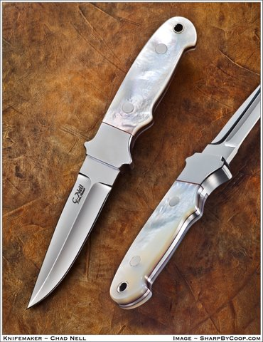NY Special with Mother of Pearl Handle