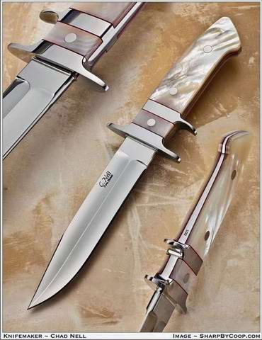 Sub Hilt Fighter Mother of Pearl