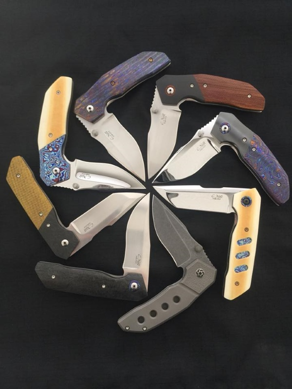 August 2018 Show Knives